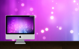 HD iMac Desk