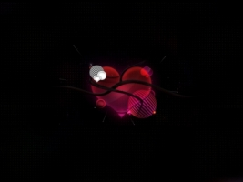Heartless Wallpaper Abstract 3D
