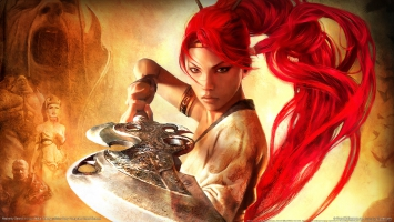 Heavenly Sword