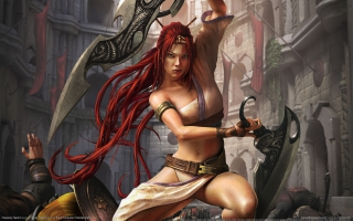 Heavenly Sword PS3 Game