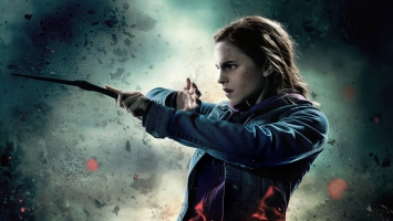 Hermione Harry Potter and the Deathly Hallows Part 2