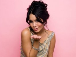 High School Musical Girl Vanessa Anne Hudgens