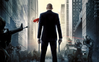 Hitman Agent 47 2015 Movie