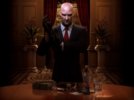 Hitman Blood Money Wallpaper Hitman Games
