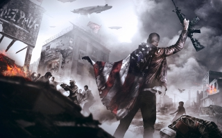Homefront The Revolution 2016