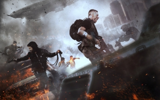 Homefront The Revolution 2016 Game