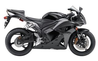 Honda CBR 600RR Black