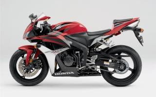 Honda CBR 600RR Red
