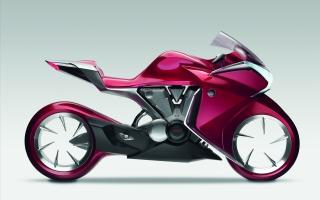 Honda Concept Bike