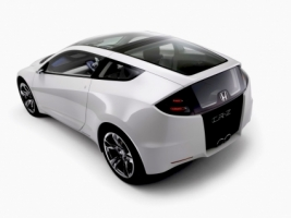 Honda CR Z Concept Car Wallpaper Honda Cars
