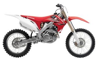 Honda CRF 450R Motocross