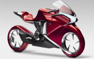 Honda V4 Concept