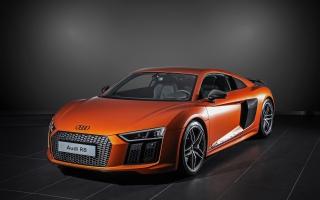 HplusB Design Audi R8 V10 2015