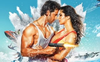 Hrithik Katrina in Bang Bang