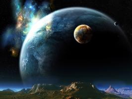 Huge Planet