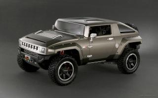 Hummer HX Concept 2008 2