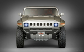 Hummer HX Concept 2008 4