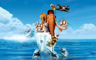 Ice Age 4 Continental Drift Movie