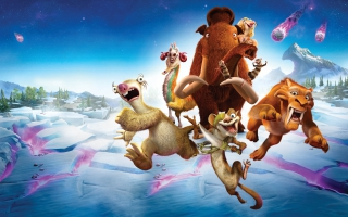 Ice Age Collision Course 5K