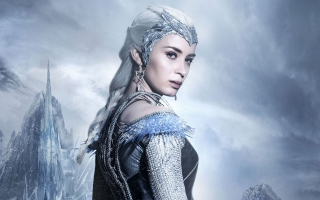 Ice Queen The Huntsman Winter's War