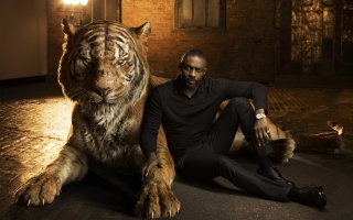 Idris Elba Shere Khan The Jungle Book