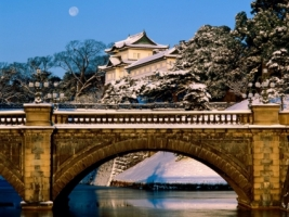 Imperial Palace Wallpaper Japan World