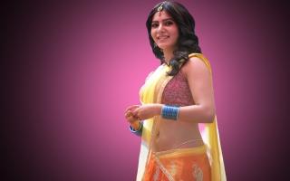 Indian Actress Samantha