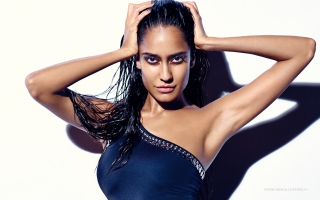 Indian Model Lisa Haydon