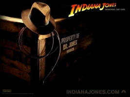 Indiana Jones 4 Wallpaper Indiana Jones 4 Movies