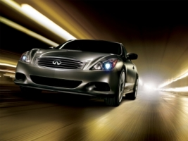 Infiniti G37 Coupe Speed Wallpaper Infiniti Cars