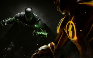 Injustice 2 PS4 2017