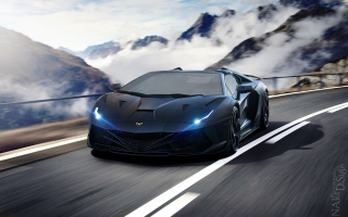 Insane Lamborghini Aventador