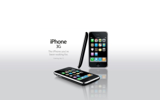 iPhone 3G Widescreen