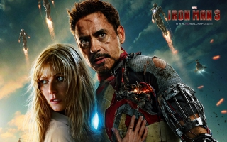 Iron Man 3 2013 Movie