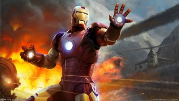 Iron Man HD Game