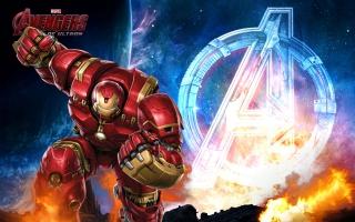 Iron Man Hulkbuster Avengers