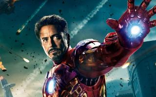 Iron Man in Avengers Movie