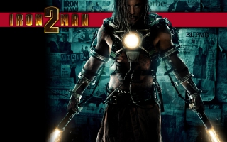 Iron Man Movie 2