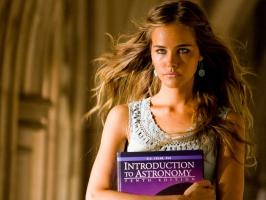 Isabel Lucas in Transformers 2
