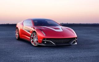 Italdesign GiuGiaro Brivido Concept Car