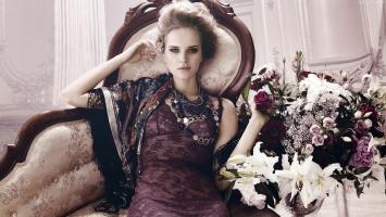 Iza Olak Fashion Model