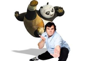 Jack Black as Panda
