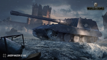Jagdpanzer E 100 World of Tanks