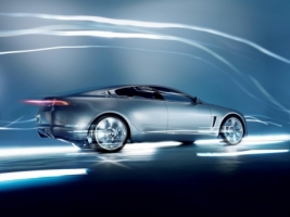 Jaguar C XF Contrast Lightning Wallpaper Concept Cars