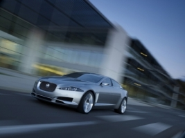 Jaguar C XF Speed Wallpaper Concept Cars