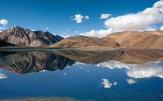 Jammu Kashmir Pangong Lake