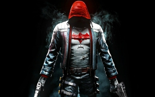 Jason Todd Red Hood Batman Arkham Knight