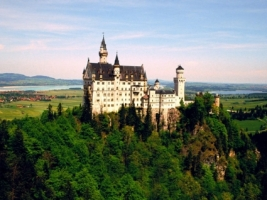 Jewel of the Valley Wallpaper Germany World