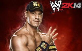 John Cena WWE 2K14