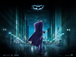 Joker in The Dark Knight